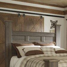 Granite Range Wood Headboard