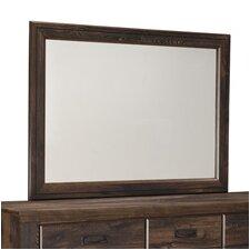 Flattop Rectangular Dresser Mirror