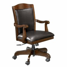 Joshua Tree High-Back Office Chair with Casters