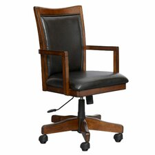 Kobuk High-Back Office Chair with Arms
