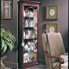 North Palisade Corner Curio Cabinet