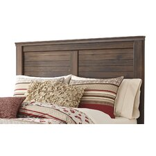 Flattop Wood Headboard