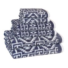 Blanca 6 Piece Towel Set