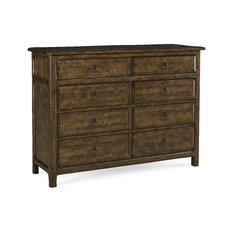 Segula 8 Drawer Dresser