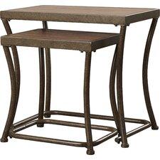 Bendeleben 2 Piece Nesting End Table Set
