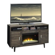 Tekoa TV Stand with Electric Fireplace