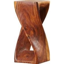 Goosenest Tall Twist End Table