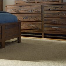 Blue Spruce 7 Drawer Dresser