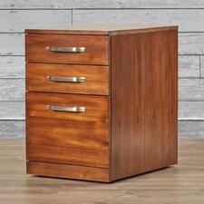 Auke 3 Drawer File Cabinet