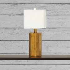 """Jenks 24"""" H Table Lamp with Drum Shade"""