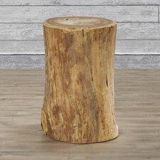 Gorgonio Tree Stump Low Accent Stool