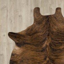 Floyd Hill Hand-Crafted Tan/Black Area Rug