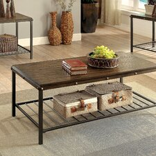 Oliver 3 Piece Coffee Table Set