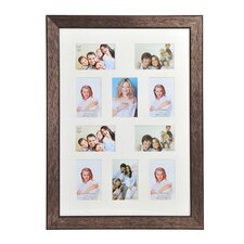 10-Opening Portrait Collage Frame