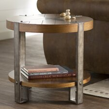 Gallatin Round End Table