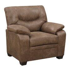 Evaro Plush Lounge Chair