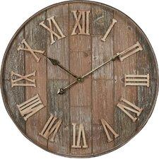 "24"" Brick Wall Clock"