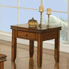 Wray End Table with Drawer