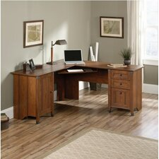 Newdale Corner L Shaped Computer Desk