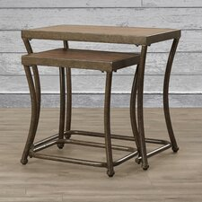 Bendeleben 2 Piece Nesting End Table Set