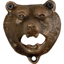 Maturango Bear Cast Iron Bottle Opener