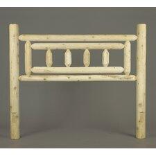 Matoaka Log Bed (Headboard Only)