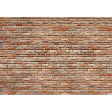 Edgewater Bricks Wall Mural