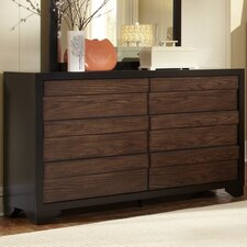 Fairfax 6 Drawer Dresser