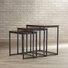 Wheeler 3 Piece Nesting Tables