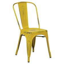 Fineview Armless Chair (Set of 4)