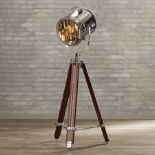 "Brushton 62"" Tripod Floor Lamp"