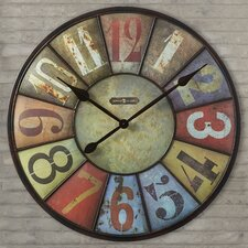 """Oversized 30.75"""" County Line Wall Clock"""