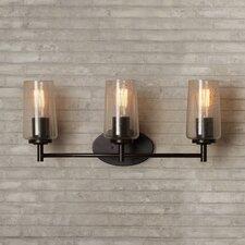 Loring 3 Light Vanity Light