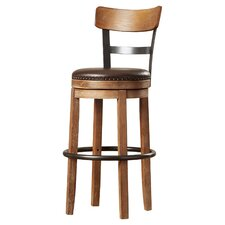 "Carmel 30.25"" Swivel Bar Stool"