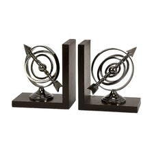 Oroville Bookends (Set of 2)