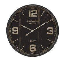 """Oversized 38.5"""" Classy Wall Clock"""