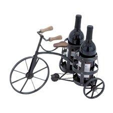 Denell 2 Bottle Tabletop Wine Rack