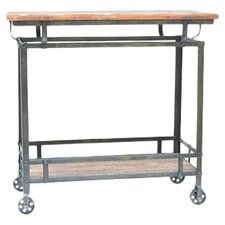 Brill Serving Cart