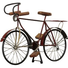 Metal Wood Bicycle