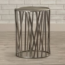 Maricopa Drum End Table
