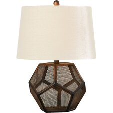 "West Hollywood 23"" Table Lamp with Empire Shade"