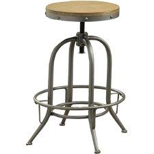 Boricco Adjustable Height Bar Stool (Set of 2)