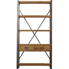 """Lex 77"""" Accent Shelf Bookcase"""