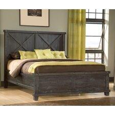 Del Rio Panel Bed
