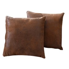 Antelope Lane Cotton Throw Pillow (Set of 2)
