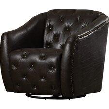 Apple Valley Swivel Barrel Chair