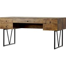Granite 4 Drawer Writing Desk