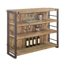 Burgess Bar with Wine Storage