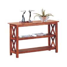 Chicasaw Console Table