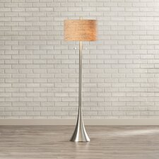"Bosswood 58.25"" Floor Lamp"